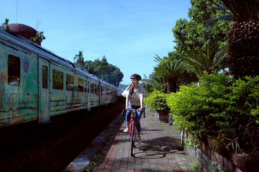 Explore on two wheels while on holiday for a new experience.