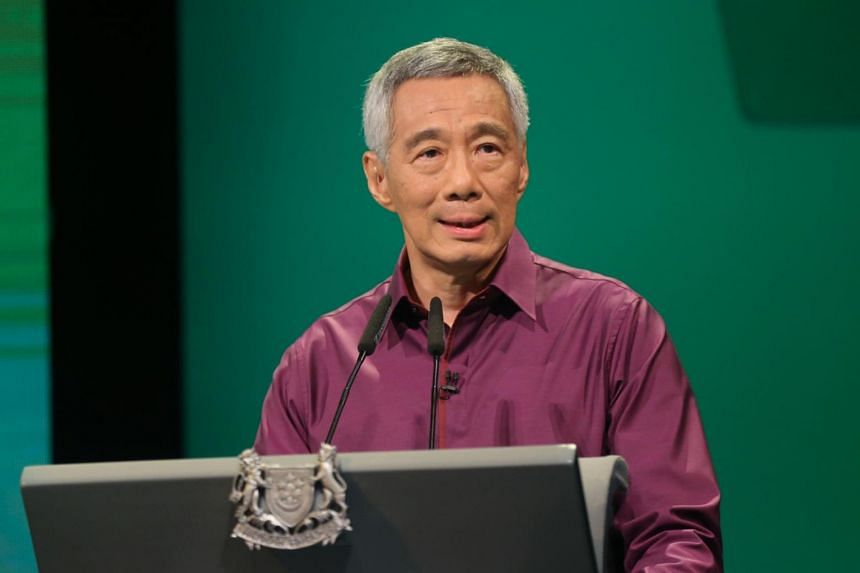 Prime Minister Lee Hsien Loong said that the Government will support businesses to innovate and build capabilities through grants and help firms grow and internationalise.