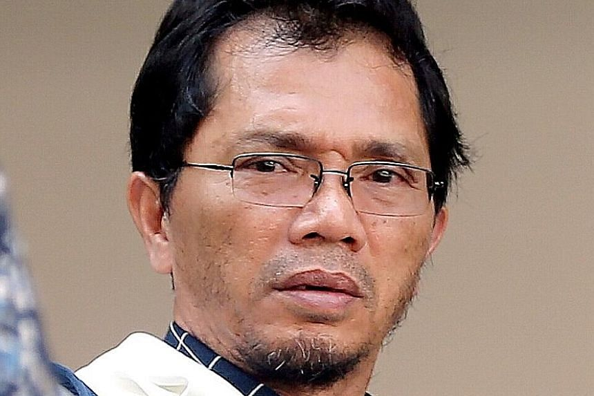 Mohd Taufik Abu Bakar molested four men who were serving their national service as special constables. The court heard that he committed most of his offences at the Traffic Police headquarters.