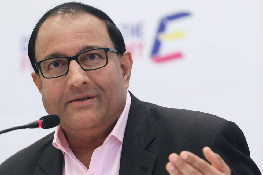 Singapore still remains a competitive destination in relative terms, said Minister for Trade and Industry S Iswaran.