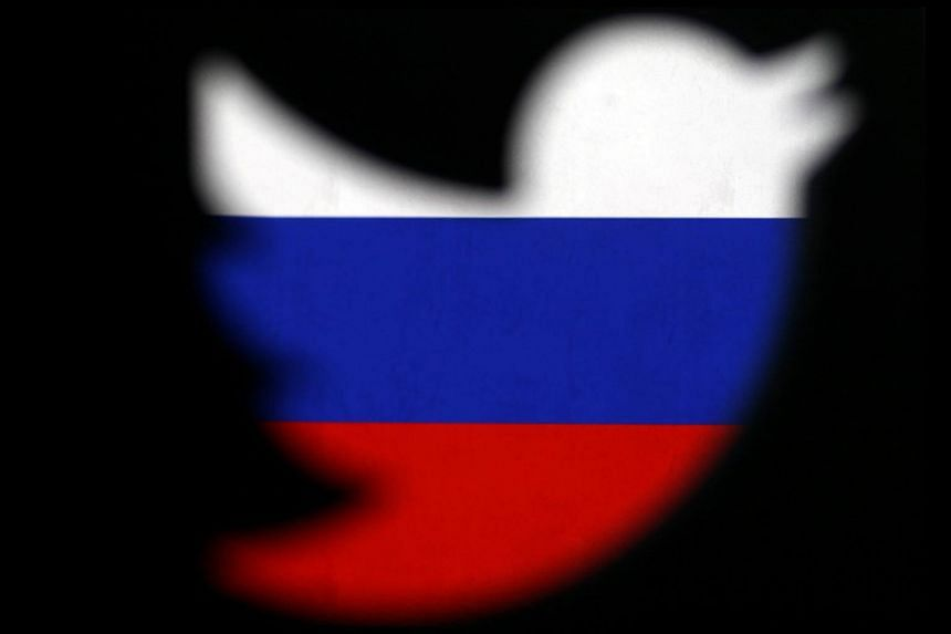 Twitter accounts suspected of having links to Russia addressed the shooting at Marjory Stoneman Douglas High School with the speed of a cable news network after news of the incident broke.