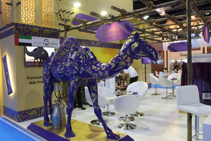 Camelicious unveiled the product at Gulfood 2018 on Feb 19, 2018.