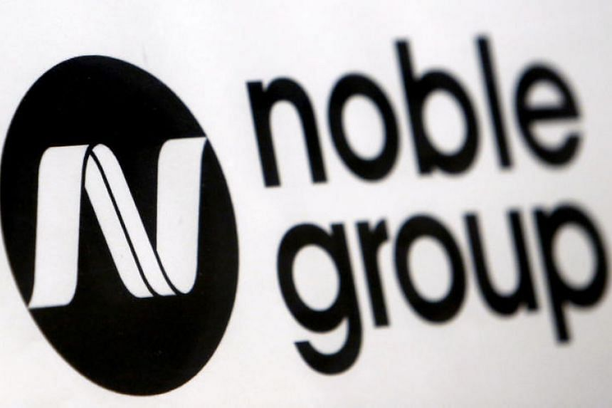 Noble Group warned that fresh write-downs of about US$1.5 billion will mean an annual loss approaching US$5 billion and negative assets of up to US$850 million.