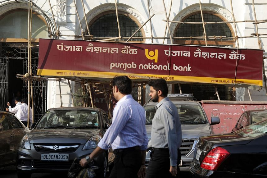 The Brady House branch of state-run Punjab National Bank in Mumbai was closed yesterday as officers searched the premises and interviewed staff, in one of the biggest scams being investigated by the Central Bureau of Investigation.