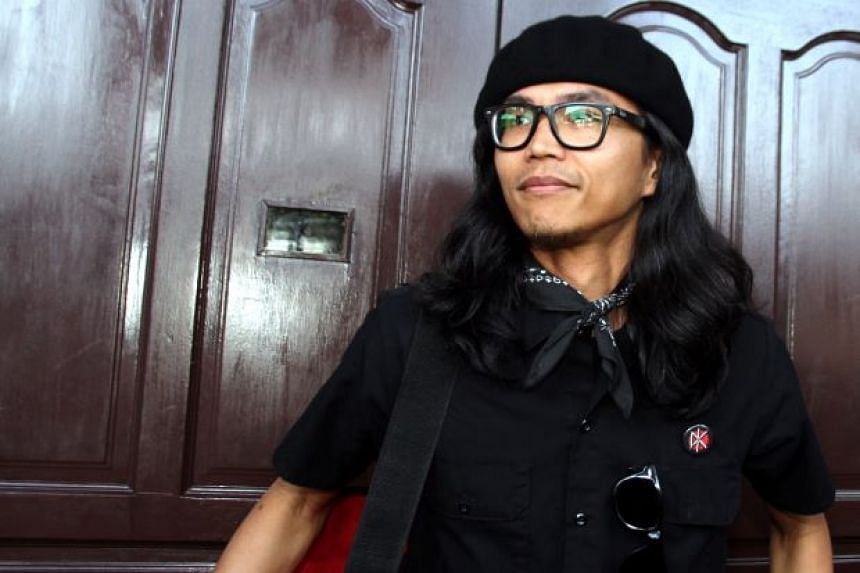 Fahmi Reza was among activists rounded up after protests against PM Najib Razak over his handling of a multi-billion-dollar scandal tied to state fund 1MDB.