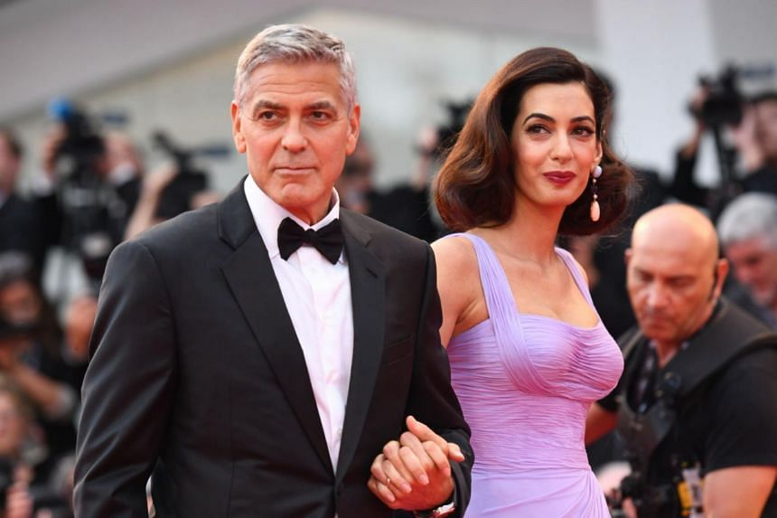 The pledge from the Clooneys, one of the biggest A-list couples on the planet, comes after other celebrities have called for greater gun controls since the Florida shooting.