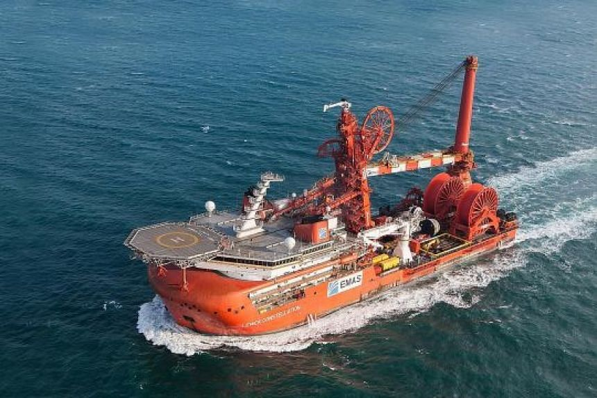 Emas intends to appeal against the delisting decision. The offshore marine construction contractor is currently undergoing a restructuring exercise.