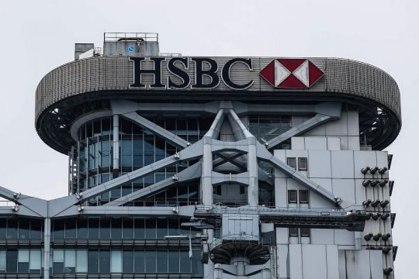 HSBC's headquarters in Hong Kong. The bank yesterday reported a profit before tax of US$17.2 billion (S$22.7 billion) for 2017, compared with US$7.1 billion the year before.