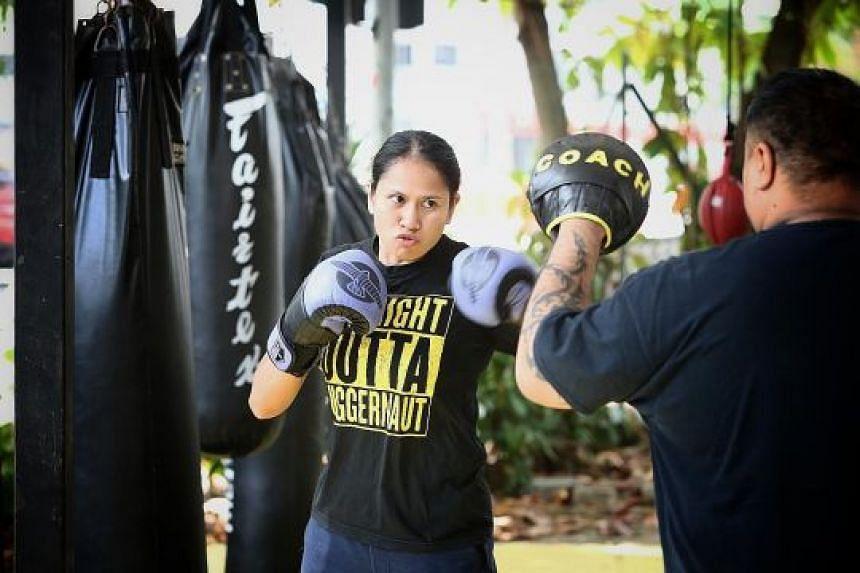 Nurshahidah Roslie will face Sumanthar Baenkham for the Professional Boxing Association of Thailand's International super bantamweight title in Bangkok next month.
