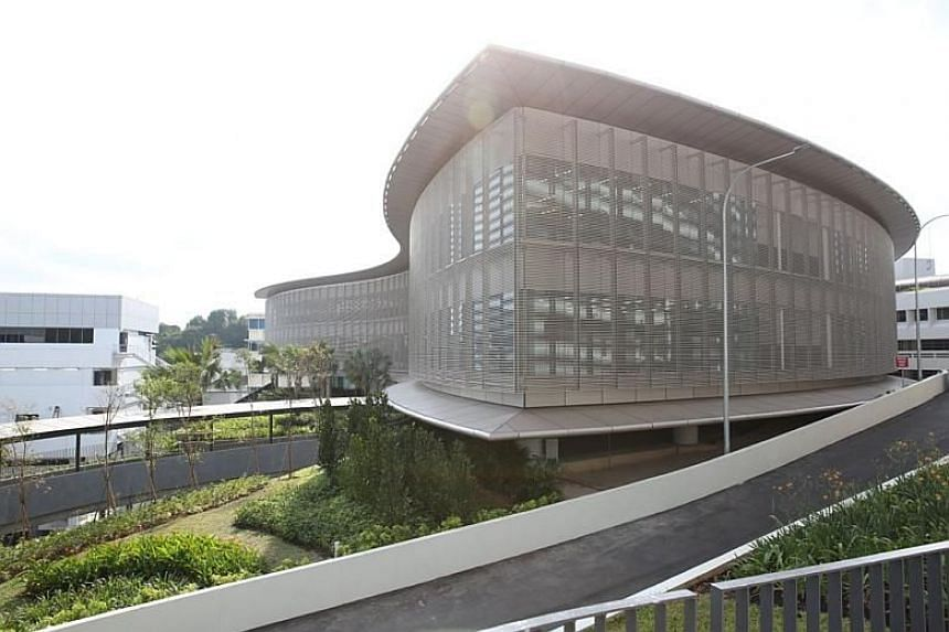 NTU has launched its latest learning hub, The Arc, a six-storey building with 56 smart classrooms.