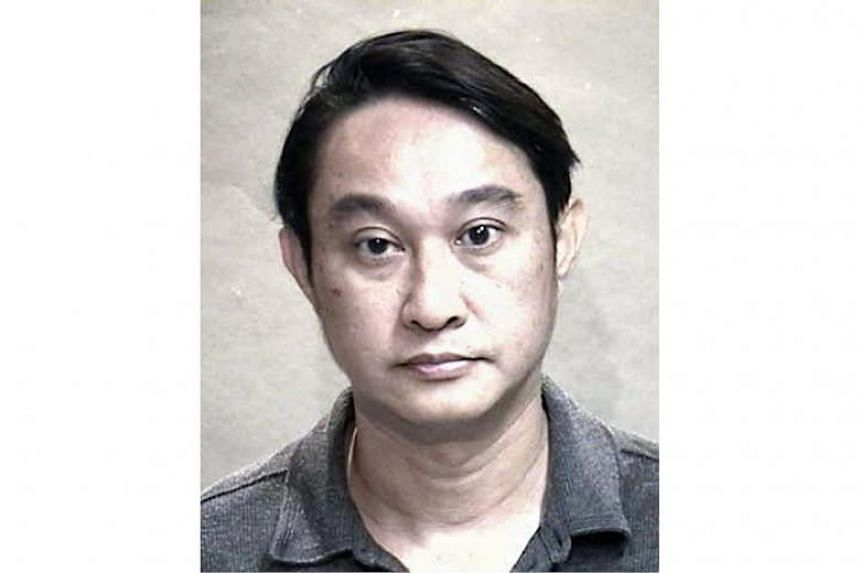 Chew Eng Han was sentenced to three years and four months for criminal breach of trust.