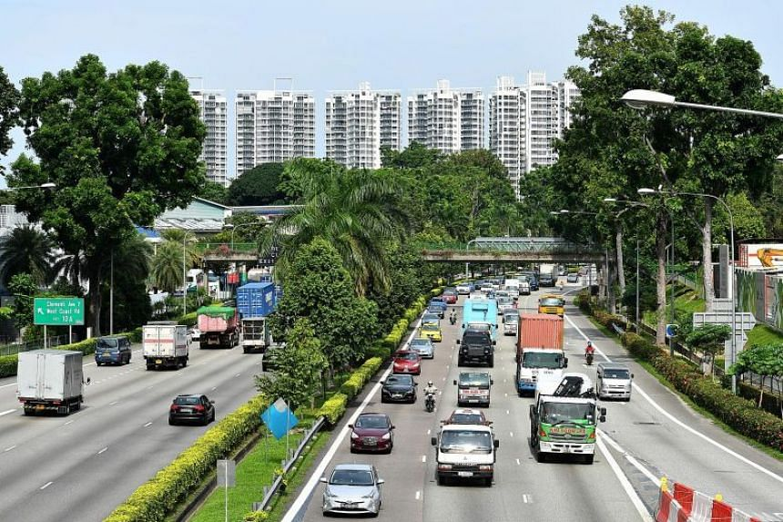COE prices fell across the board in the round of bidding that ended on Feb 21, 2018.