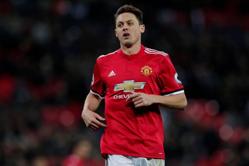 Manchester United midfielder Nemanja Matic has given back to local football club Jedinstvo Ub, where he played in his youth, and financed the construction of an artificial grass pitch.