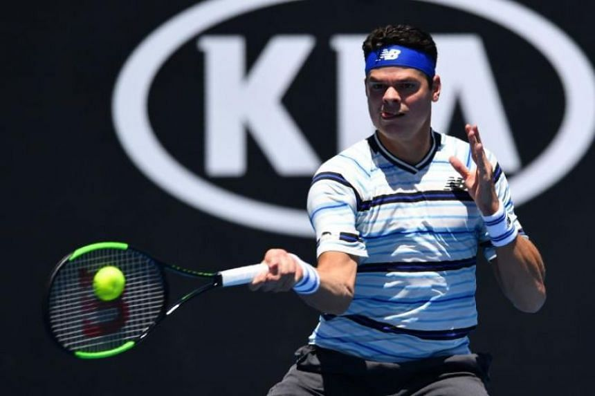 Former tennis world No. 3 Milos Raonic is ranked 32nd in the world, which is vastly different than last year when he came into Delray Beach ranked fourth on the men's ATP Tour.