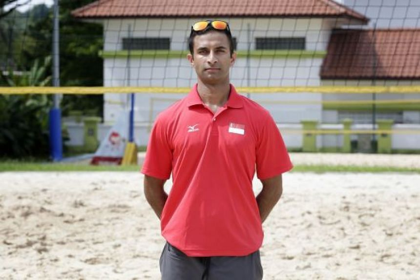 Singapore coach Dean Martin was pleased with the draw that pits his charges against familiar foes.