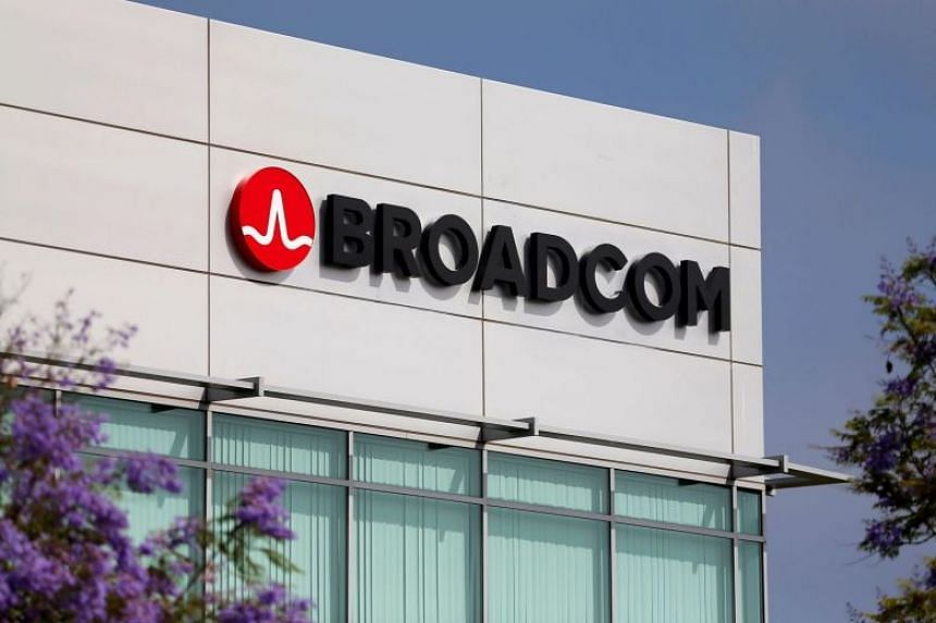 Broadcom's share price has climbed steadily from less than US$20 in 2009 when it went public to its current US$249.62.