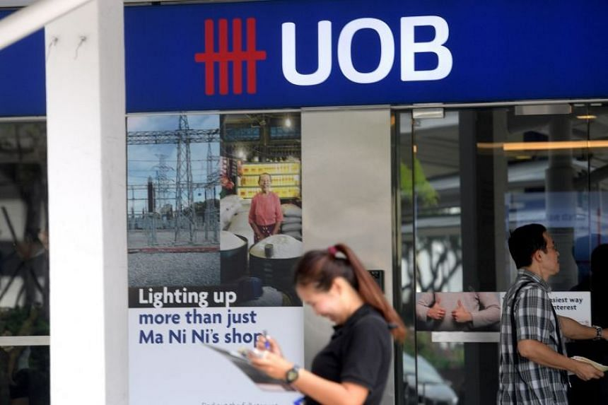 UOB announced that its total wealth management assets under management was at S$104 billion, on Feb 21, 2018.