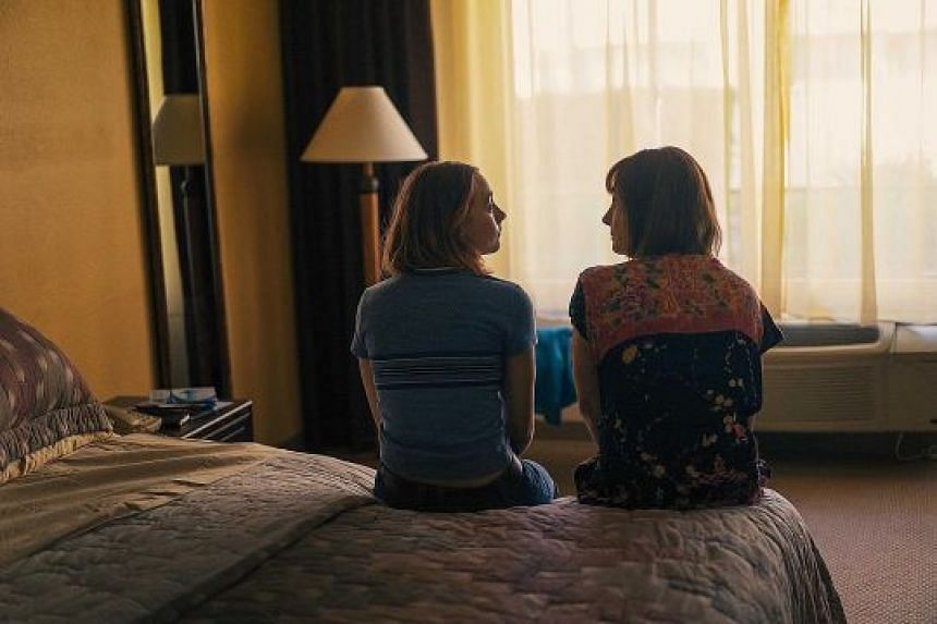 The mother-daughter pairing of Laurie Metcalf (right) and Saoirse Ronan (left) in Lady Bird is a winner.
