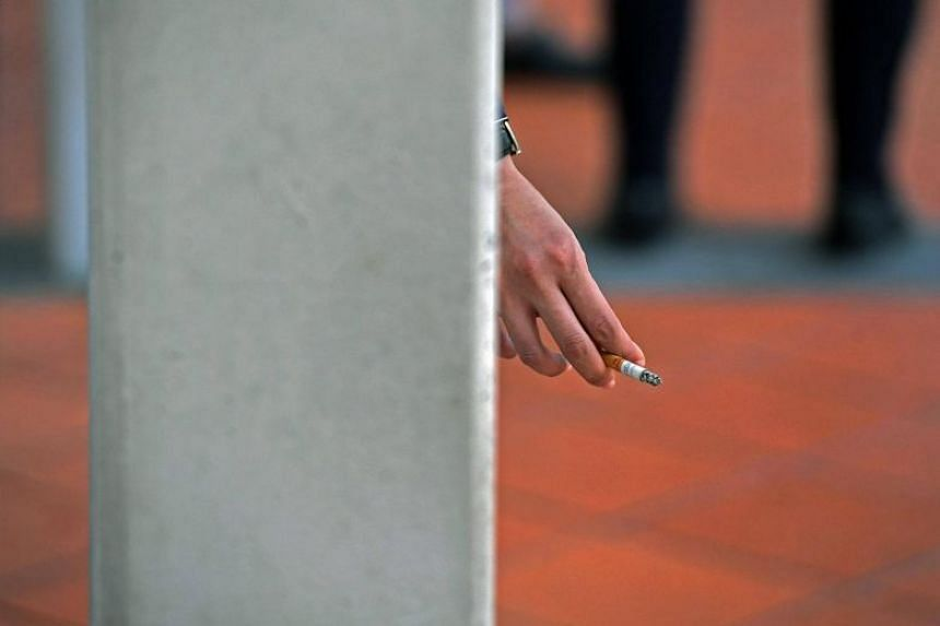 Emphysema is on the end of the spectrum of what could happen potentially to a smoker.