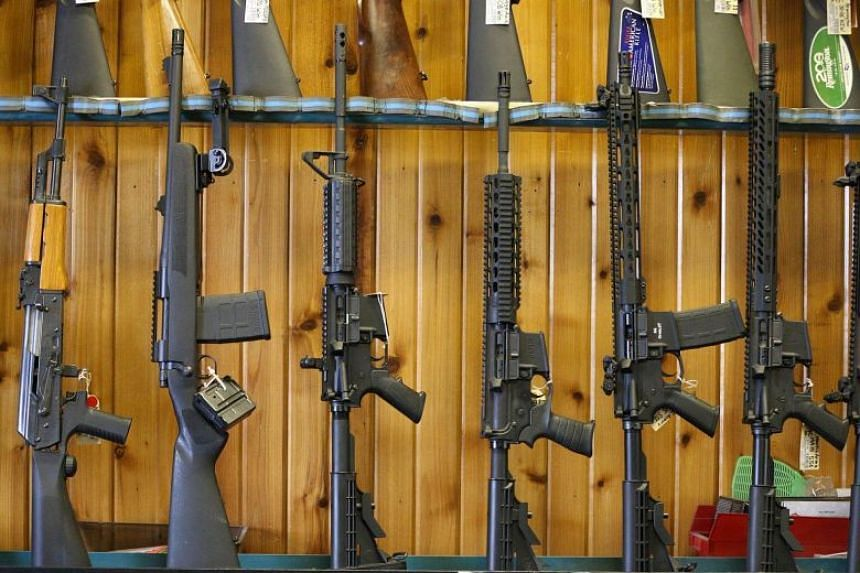 The state House in Florida rejected an effort to immediately consider a Bill to ban large-capacity magazines and the type of assault rifles.