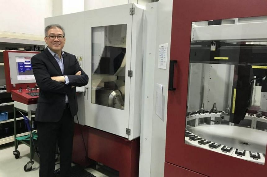 Sunningdale chief executive and executive director Khoo Boo Hor (above) said the company's global manufacturing footprint will soon span 20 locations across nine countries.