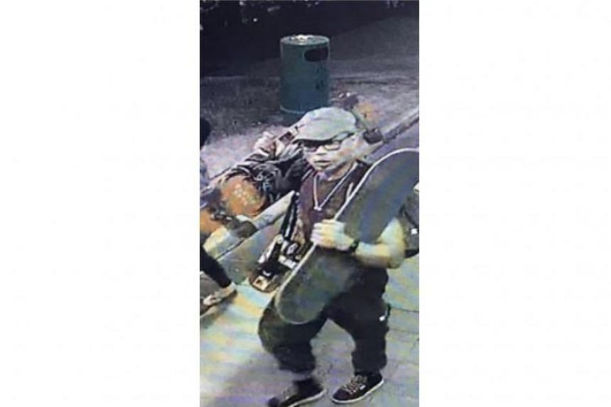 The police are looking for this man to help in their investigations into a case of assault that happened at Block 1, Changi Village Road, on the eve of Chinese New Year at about 10.30pm.