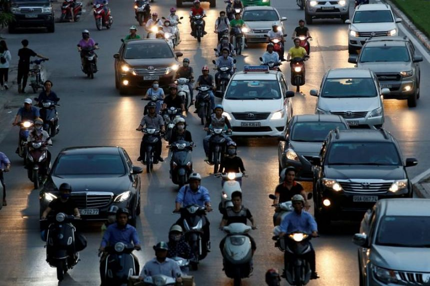 A new regulation from Vietnam tightened car imports from Jan 1, 2018, onwards.