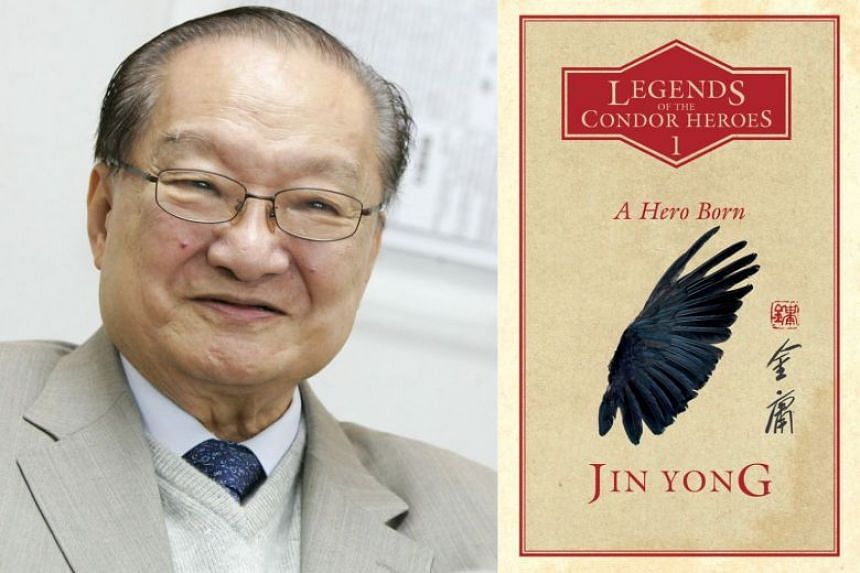 The first volume of famous Chinese martial arts novelist Jin Yong's Legends of the Condor Heroes was published in English for the first time on Feb 22, 2018.