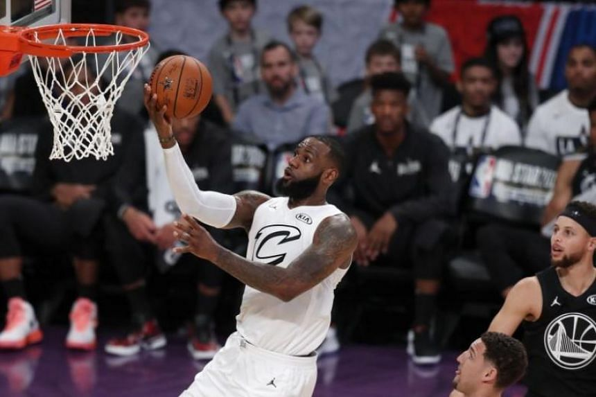 Cleveland Cavaliers superstar LeBron James said changing the play-off format changes the landscape of the history of the game.