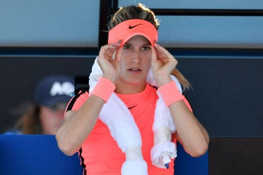 Former world No. 5 Eugenie Bouchard's filed a lawsuit against the US Tennis Association over a fall she sustained in a locker room during the US Open in 2015.