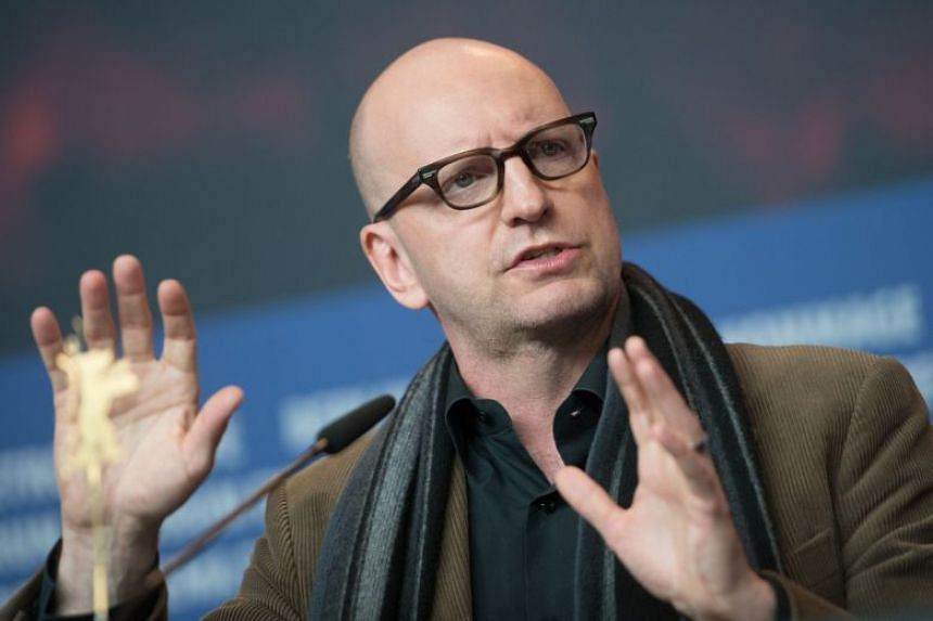 American director Steven Soderbergh told reporters that Unsane, his first time using a smartphone for a full feature, had been invigorating.