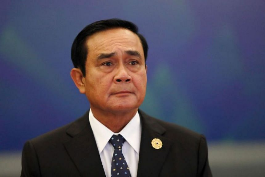 Prime Minister Prayut Chan-o-cha launched the 100 billion baht scheme in the central province on Feb 21, 2018.