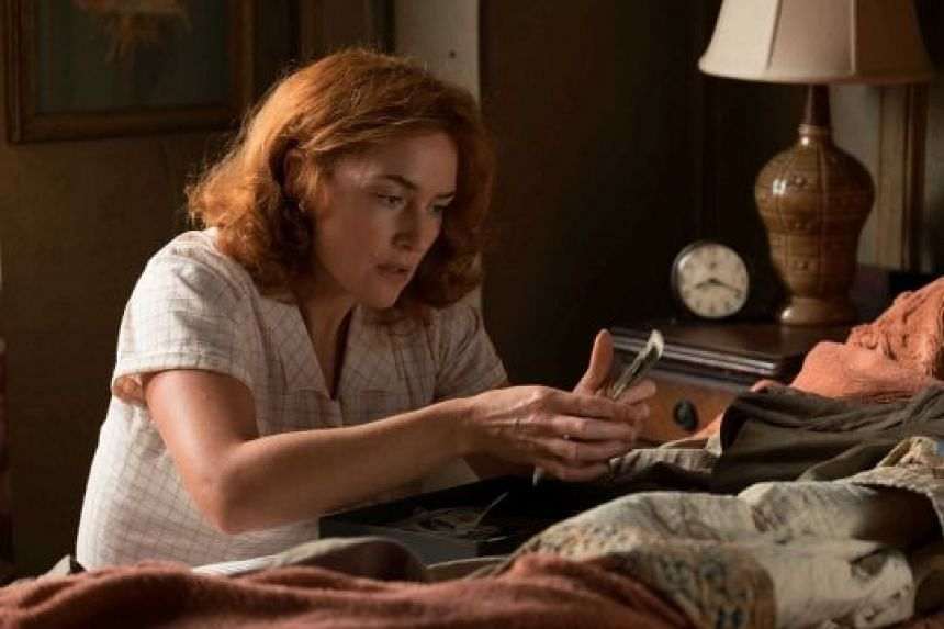 Kate Winslet plays a waitress in an unhappy marriage with pathos in Wonder Wheel.