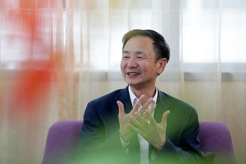 United Engineers executive chairman Zhong Sheng Jian is also the founder of Yanlord Land.
