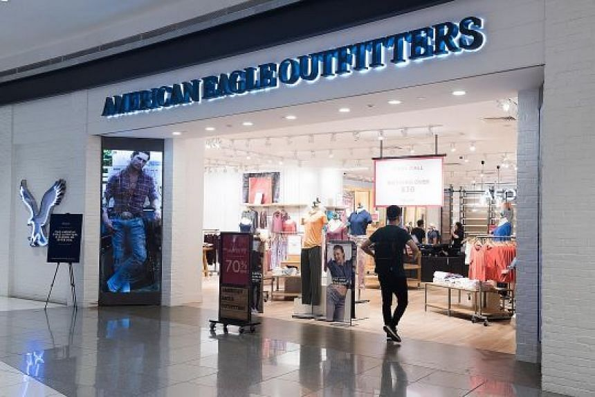 cd9340efb54 American Eagle Outfitters to exit Singapore, Singapore News & Top ...
