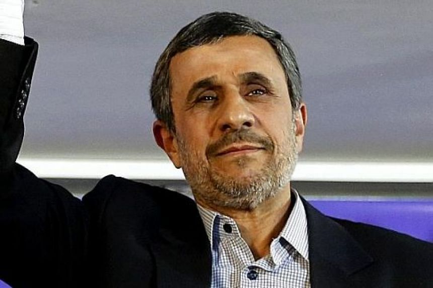 Mr Mahmoud Ahmadinejad's move was a new act of defiance against a political establishment that has long since turned against him.