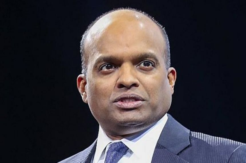 Mr Raj Nair, 53, has apologised, without elaborating. He was appointed to his current position last May.