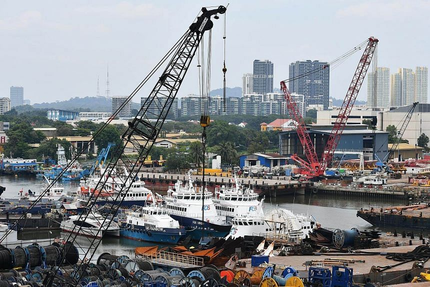 Singapore's marine and offshore engineering industry has been under pressure in recent years, but a plan unveiled yesterday charts a way for it to remain an economic force.