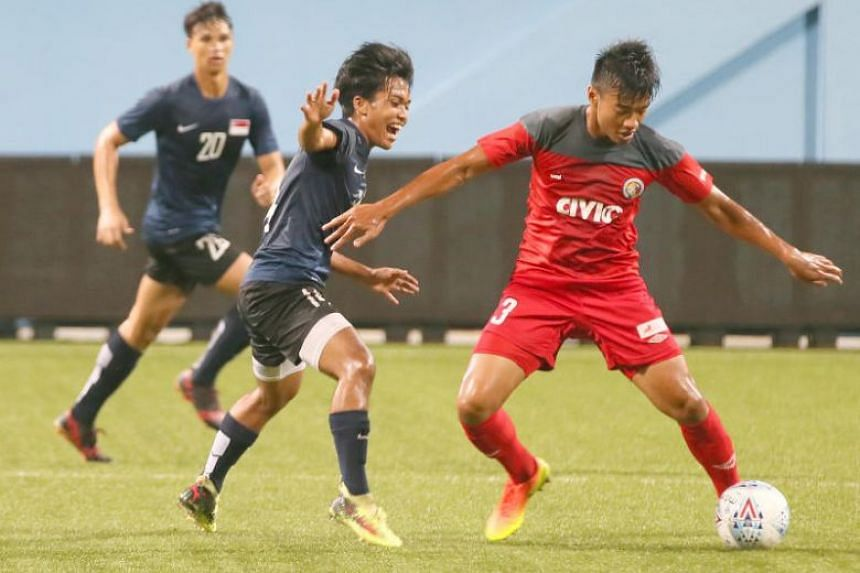 Players are split on Football Association of Singapore's firm stance against smoking.