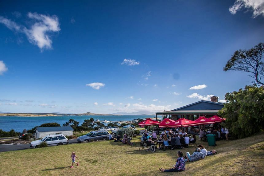 Flinders Island's population increased 18 per cent from 707 to 833 in the past five years and local authorities say there is no more room for newcomers.