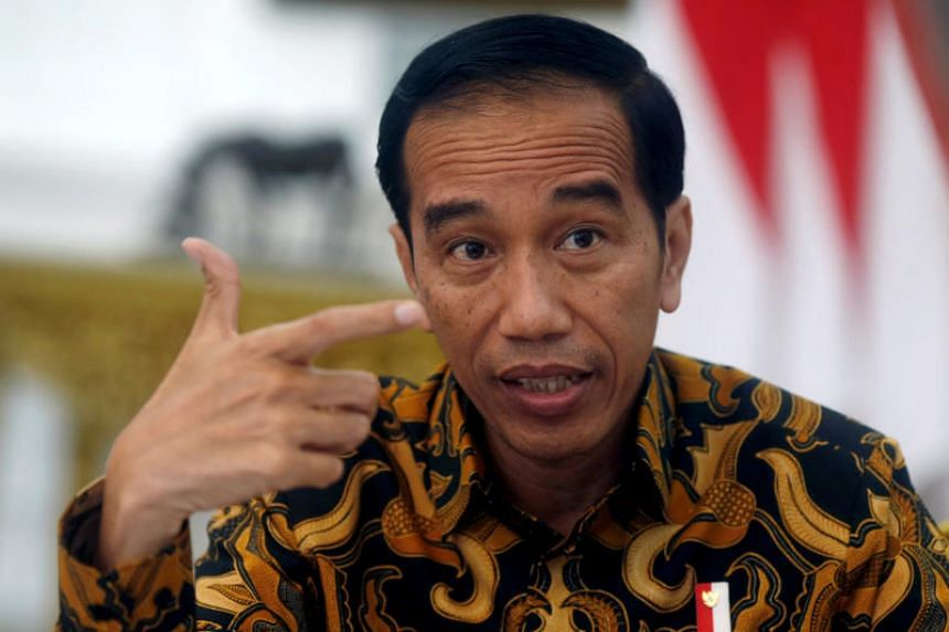 Indonesian President Jokowi Widodo has already been endorsed by at least four other political parties, which are part of his government.