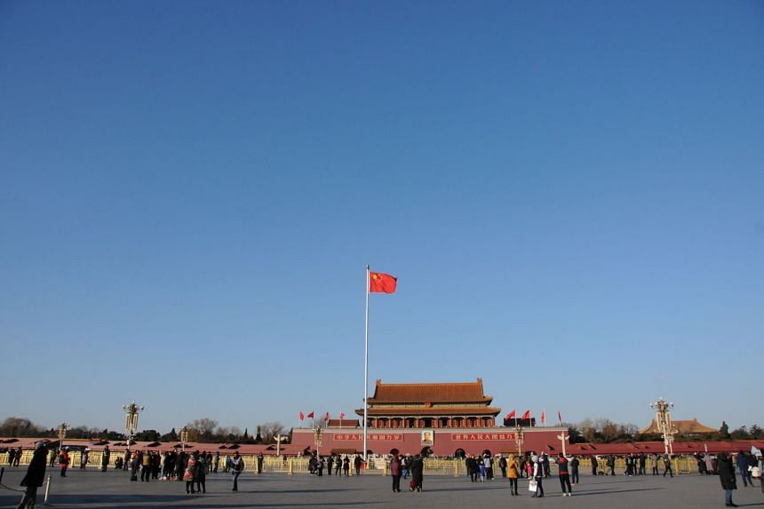 China introduced oath-taking for officials in January 2016, based on a legislative decision passed in 2015.