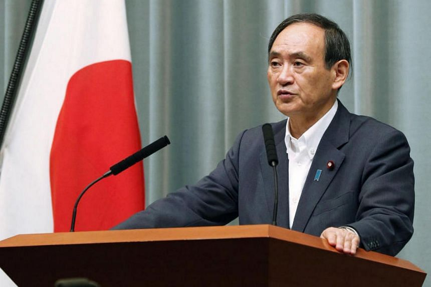 Japan's Chief Cabinet Secretary Yoshihide Suga said the government would work to reverse similar restrictions put in place by other countries on the import of Japanese food after the nuclear disaster.