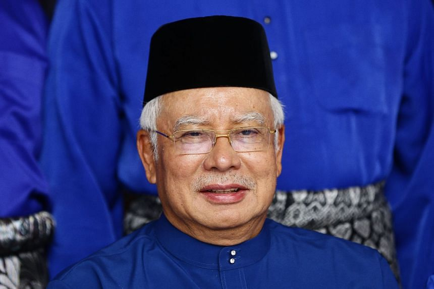 Malaysian Prime Minister Najib Razak said he switched to the healthier quinoa after he was introduced to it by his son.