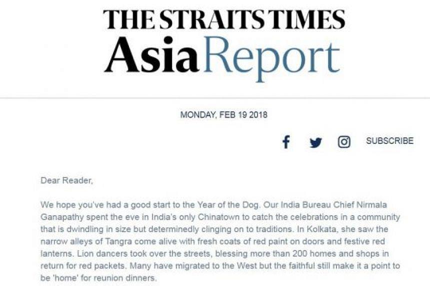 Asia Report