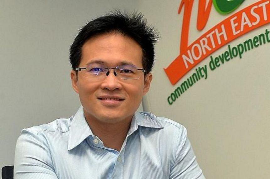 Mr Desmond Choo, 40, is an MP for Tampines GRC.