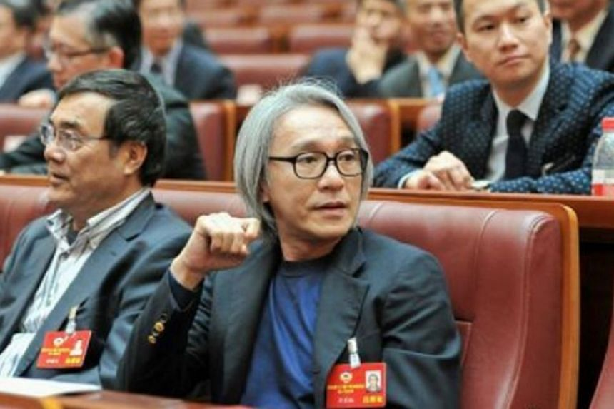 Stephen Chow, 55, has not starred in a film since 2008's CJ7.