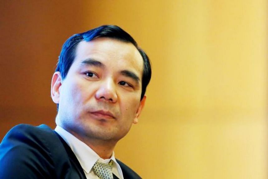 Anbang, which owns the Waldorf Astoria, was led by Mr Wu Xiaohui (above) who has been charged with economic crimes. The politically well-connected former chairman - he married Deng Xiaoping's granddaughter - was detained in June.