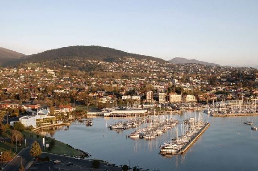 Tasmania's capital, Hobart, currently has the strongest property price growth of any Australian capital - up 17 per cent in the past year. Average house prices there are well below those in Sydney and Melbourne.