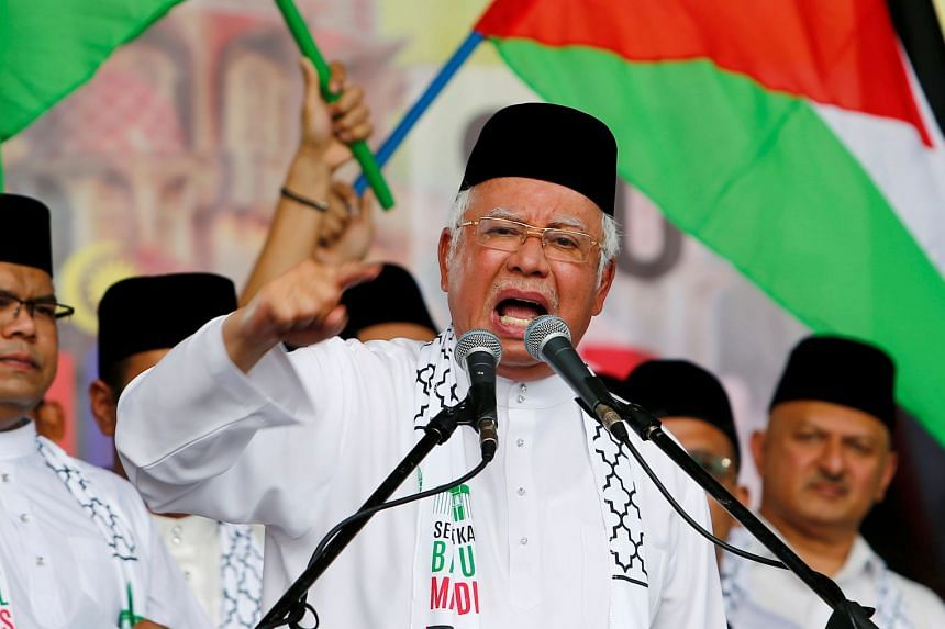 Malaysian Prime Minister Najib Razak's office explained that he ate quinoa as part of his healthy diet regime and on his doctor's advice.